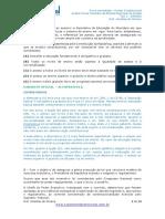 Iss Cuiabá 2016 Direito Constitucional Prova Comentada