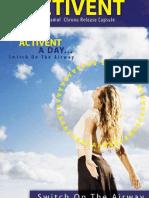 Activent Brochure - A.Tantawy