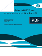 MH370 The search for MH370 and ocean surface drift – Part IV + Final Report (3 Oct 2017)