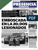 PDF Presencia 03102017
