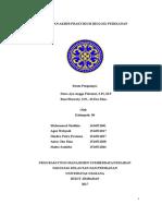 Laporan Akhir Praktikum Biologi Perikanan Fakultas Kelautan dan Perikanan Universitas Udayana