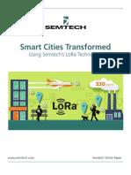 Semtech SmartCitiesTransformed WhitePaper FINAL