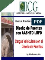 4 Cargas Vehiculares en El Diseño de PuentesV2