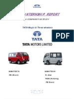 Tata Magic vs Three Wheelers
