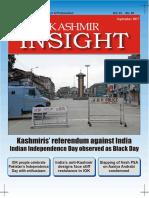 Kashmir Insight Sep 2017