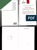 Andreas Hillgruber - Hitler, regele Carol și mareșalul Ion Antonescu.pdf