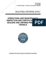 Boilers and Unfired Pressure Vessels