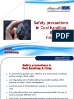 Safety Precautions in Coal Handling and Firing.docx