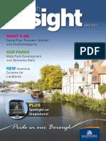 Borough Insight July 2017