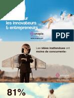 Onopia - 30 Slides pour Les Innovateurs et Entrepreneurs