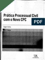 Edgar Valles - Prática Processual Civil Com NCPC