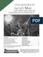 1 on 1 Adventures 15 - Cipactli's Maw.pdf