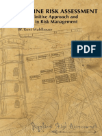 1.Pipeline Risk Assessment Definitive Approach and Its Role in Risk Management