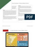 2017 Solutions Review BI Buyers Matrix Report YTR91