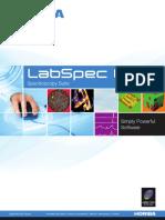 User Guide HORIBA - LabSpec 6