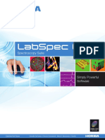 User Guide HORIBA - LabSpec 6