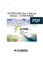 ACONIS-2000 (Version