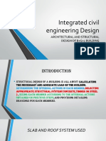 Integrated Civil Engineering Design