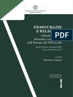 Pasquale Policastro,  Biosfera, Politica del Diritto, Educazione delle Coscienze, Trento 2016