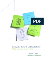 Us Er Deloitte Power and Utilities Practice