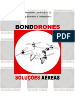 Manual Phantom 3 BondDrones