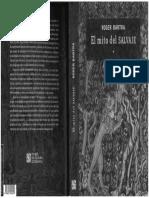 Bartra El mito del salvaje prólogo y pp93-130