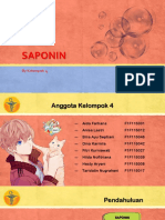 ppt fitokimia saponin