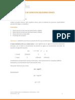4. Guía 2 Ejercicios de Equilibrio Iónico