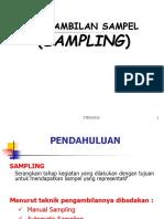 1. SAMPLING D 4057 - D 5842