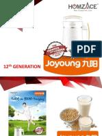 Presentasi Joyoung