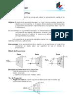 Geometria Descriptiva Unidad i