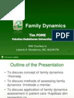 Fome- Family Dynamics