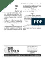 Portaria_303-A_2016 - 3ª Alteração à Portaria 230_2014, 11 Novembro 2014