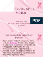 Caract Fisiologicas Mujer