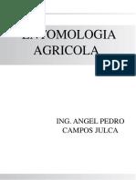 1.Curso de Entomología Agricola