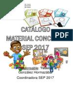 Catálogo Material Concreto Sep 2017