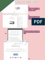 ADA #9 ¿Cómo Crear Una Cuenta de Correo Electrónico en Gmail?