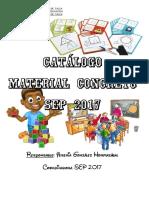 Catálogo Material Concreto Sep 2017 PDF