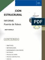 Informe de Puente