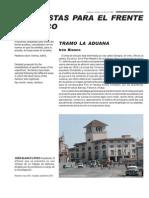 Propuestas Para El Frente Acuatico - Habana Vieja