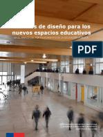 Criterios de Diseño Para Espacios Educativos MINEDUC 2015