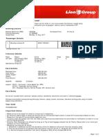 Lion Air ETicket (GFDZGE) - Mtaufiqurrohman