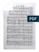 Krsto Odak - Ave Maria (Voice,Violin,Piano)