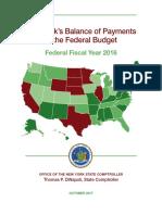 DiNapoli Federal Budget Report