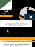ProTeam Company Profile Interactive version