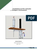 Borrifador Térmodinâmico Em PVC