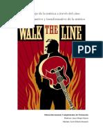 Reflexión sobre Walk the line