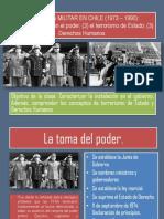 Ppt Dictadura o Regimen Militar