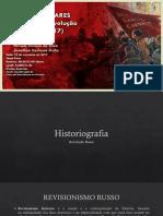 Seminário Revolução Russa