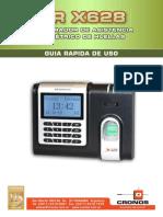 GUIA X628- como dar ingreso de huella en equipo.pdf
